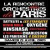 La Rencontre des orchestres de paris a l'skart