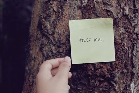 """""""La confiance ne se réclame pas, elle se gagne"""""""
