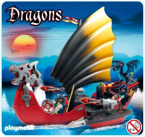 playmobil nouveaut s 2013 th me dragons asiatique. Black Bedroom Furniture Sets. Home Design Ideas