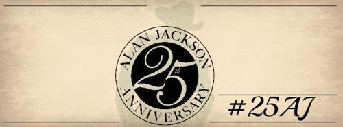 Alan Jackson fête ses 25 ans de carrière cette année ...