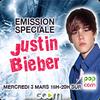 Emission spécial Justin !