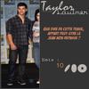 Le flop de Taylor Lautner Team Jake !  Vos impressions ?