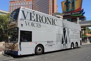 Ca circule dans Las  Vegas ...