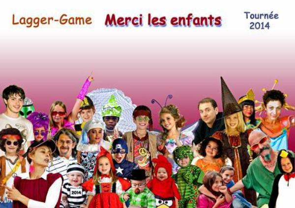 Lagger Game. Tour 2014 - 2015