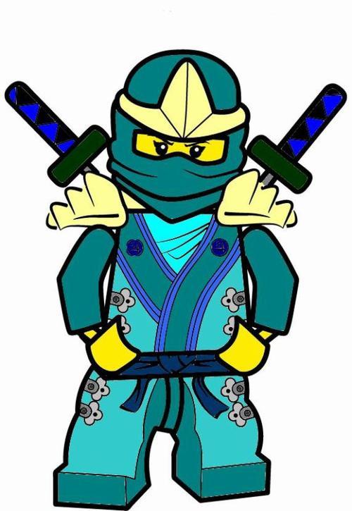 Blog de ninjago girls page 2 ninjago girls - Coloriage de ninjago vert ...