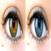 Changement de la couleur des yeux