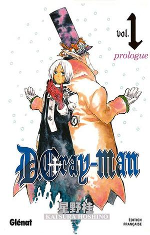 D. Gray-man - Tome 1 - Prologue