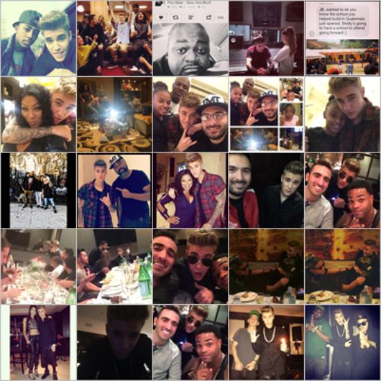 LE 01/05 - Justin a été vu dans New York !!