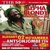 ALPHA BLONDY A MADAGASCAR