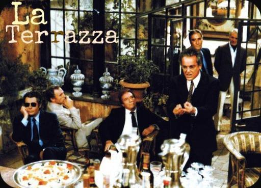 La Terrasse (La Terrazza) - Ettore Scola