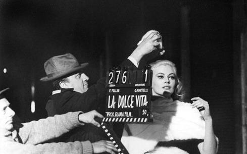 Fellini et ses acteurs