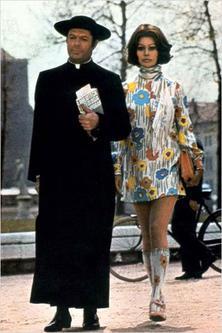 Sophia Loren et Marcello Mastroianni