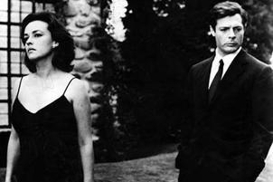 Les acteurs français au cinéma Italien