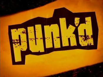 Zoom sur l'émission Punk'd.