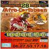 UNIVERSAL DANCEHALL PROD VOUS DONNE RENDEZ VOUS LE 28 MARS AVEC ELEPHANT MAN