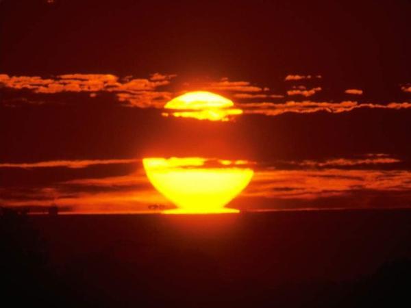 Le soleil/El soyia (poème bilingue français /wallon)