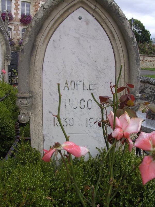 Dans les pas de Victor Hugo (Normandie, 4 au 6 août 2003)