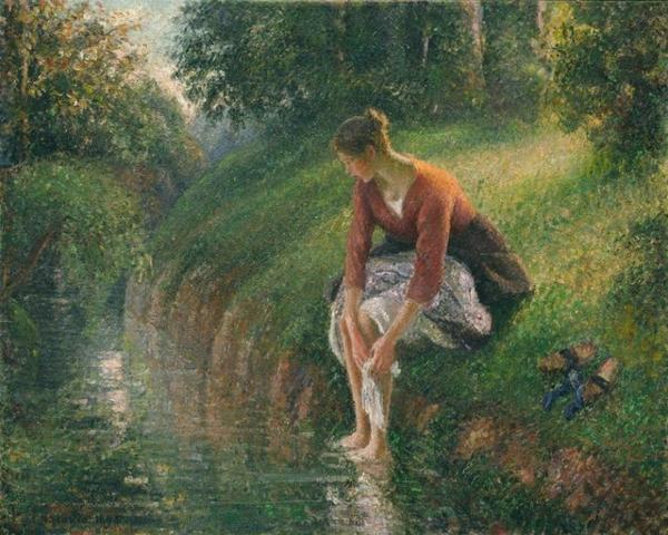 Un ruisseau de ma mémoire (Poèmes 2009)B. DE COMMER