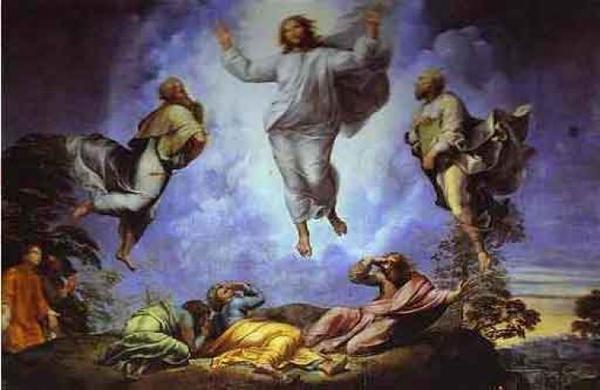 Visage de Dieu (Lc 9, 28-36)