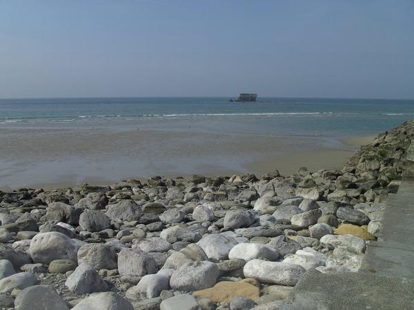 Le soleil la mer le sable