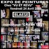 BLASZE - EXPO 17 Avril au 08 Juin 2009