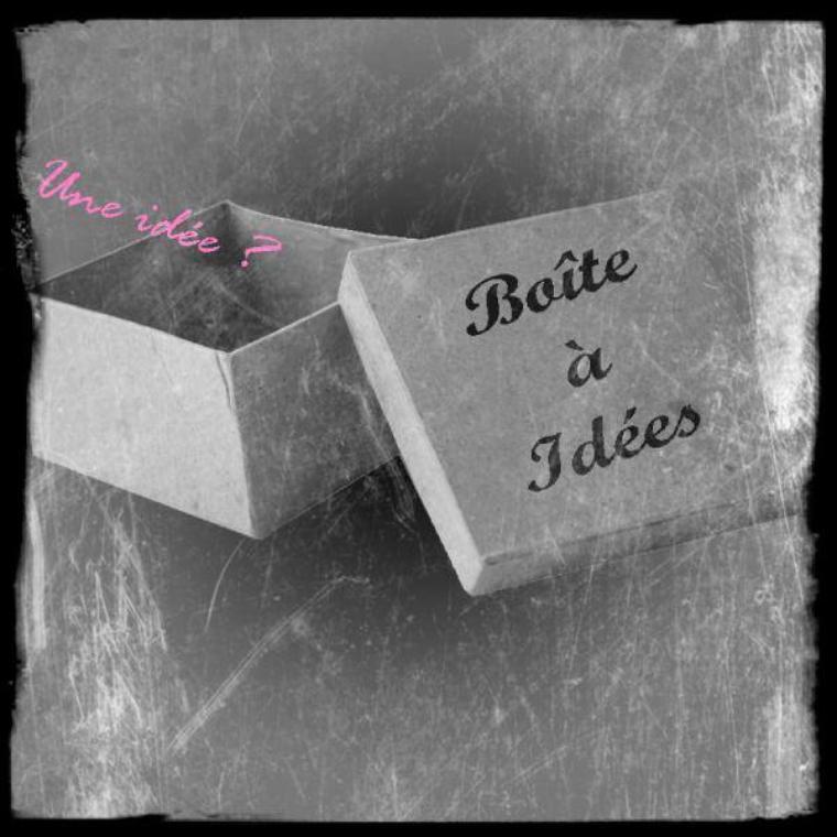 la boite à idée