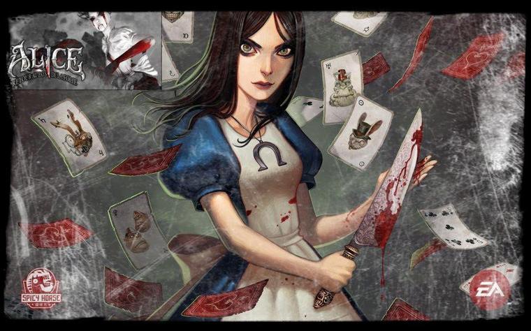 Aperçus: Alice retour aux pays de la folie