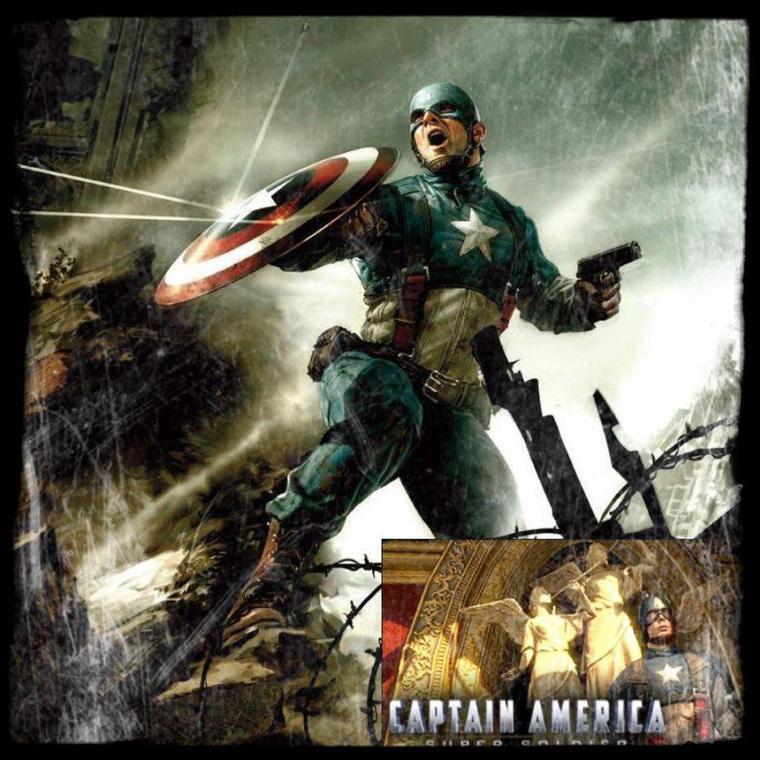 Aperçus: Captain America