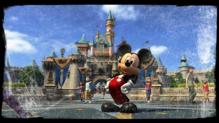 Avis: Kinect Disneyland Adventure