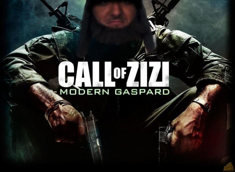 Call of Zizi: Modern Gaspard