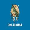Le drapeau de l'Oklahoma