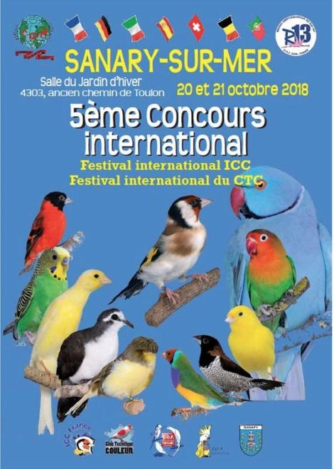 Concours International.