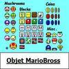 Objet Dans Mario Bross