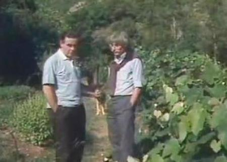 1985 jean ferrat re oit bernard pivot chez lui for Antraigues sur volane maison de jean ferrat