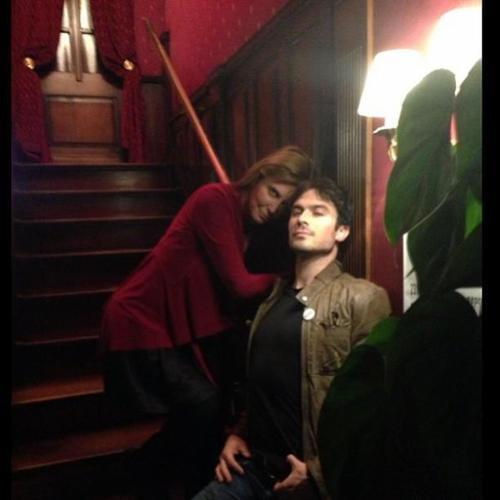 Micheal / Kat / Ian / Nina / Phoebe et Claire / photo coup de coeur ♥