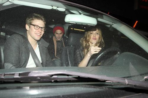 Paul / Zach, Micheal et Kayla / Nina / Ian / Kat / Candice / coup de coeur ♥