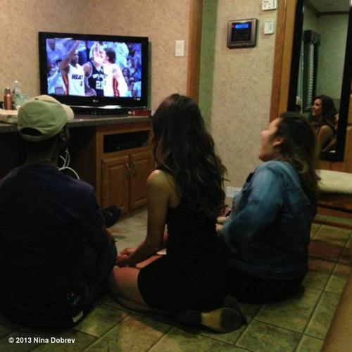 Nina / Claire et Phoebe / Paul et Kat / Claire / David Anders et Zach / photo coup de coeur ♥