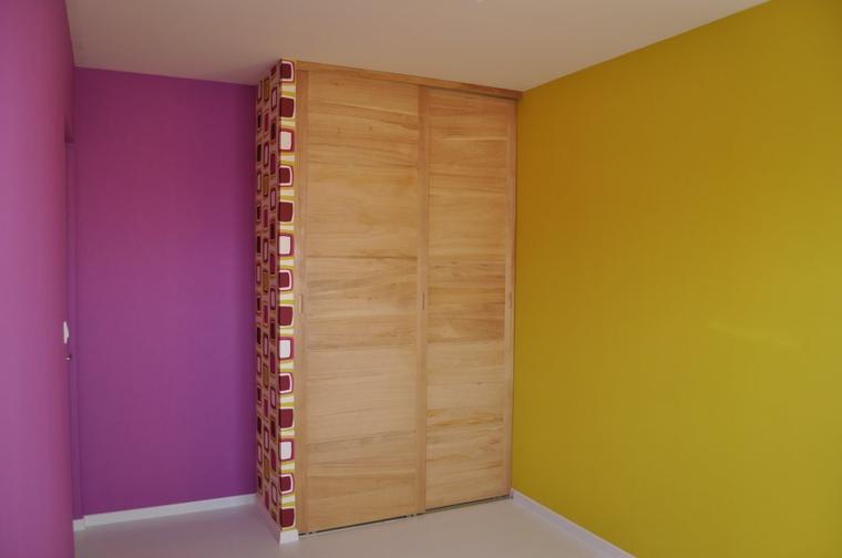 1ère chambre faite, ce sera celle de Clarisse