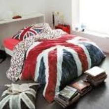 Th me angleterre id e chambre ado for Decoration theme angleterre