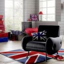 th me angleterre id e chambre ado. Black Bedroom Furniture Sets. Home Design Ideas