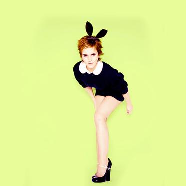 ● Nouvelles photos d'un shoot pour Elle UK (1 Exclusive) + Encores des photos de HP.