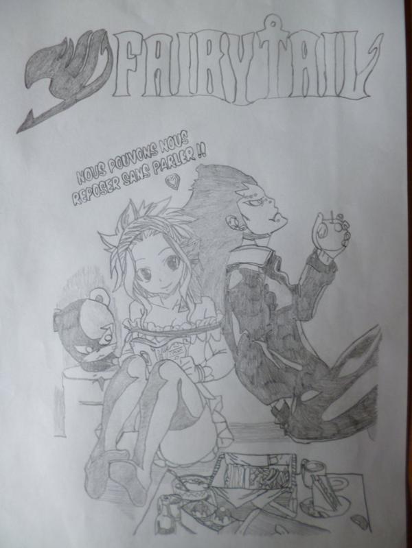 le second dessins ^^