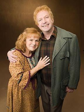 Mes grands parents !