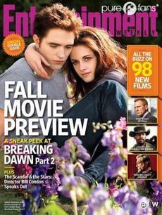 Twilight 5 : Une couverture au goût amer pour Robert P. & Kristen S.