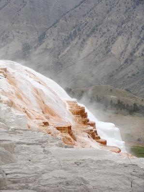 Yellowstone, merveilles géologiques