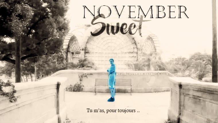 SCENE COUP DE ♥____'___________Sara et Nelson___________Sweet November