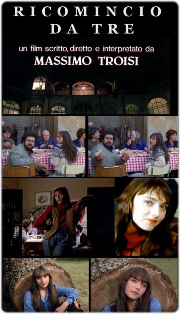 Réminiscences... - En 1981, Jeanne tourne en Italie !