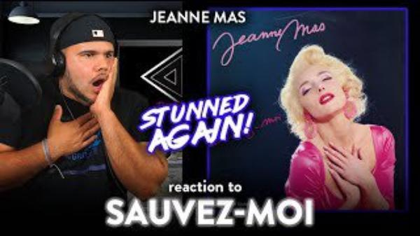 Vu sur Youtube - Dereck, un youtubeur américain découvre des titres de Jeanne !