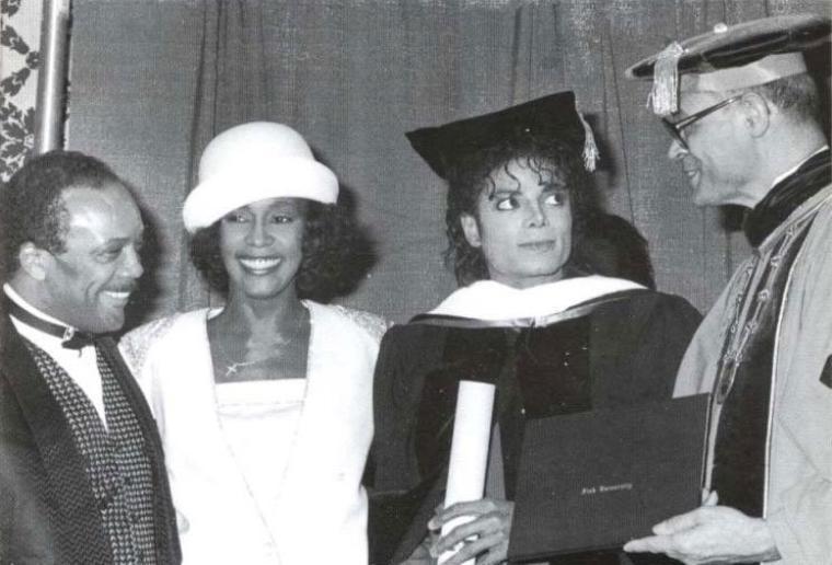 United Negro College Fund 44th Anniversary Dinner ( suite et fin )