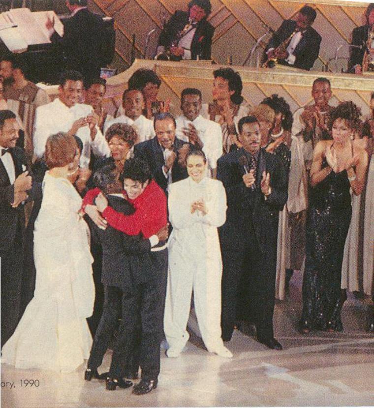 Sammy Davis Jr 60th Anniversary TV Special